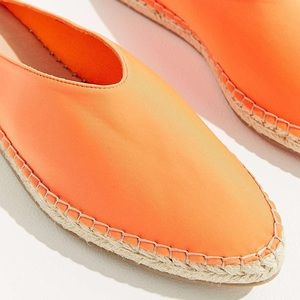 NWT Urban Outfitters Neoprene Espadrille